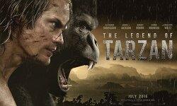레전드 오브 타잔(The Legend of Tarzan, 2016) 리뷰. 우와우아아우와악(타잔소리)
