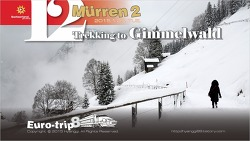 Murren 2, Switzerland 스위스 뮈렌 2 - 김멜발트로 트레킹