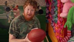 NFL의 살아있는 전설, 명예의 전당에 헌액된 쿼터백 '조 몬타나(Joe Montana)'의 스케쳐스 릴렉스핏(Sketchers Relaxed Fit) TV광고 - '마을 축제(County Fair)'편 [한글자막]