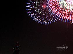 불꽃놀이, 2005 서울