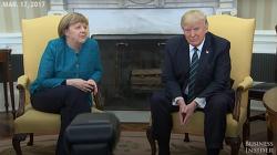 독일 정부, 독일더러 나토 국방비 더 많이 내라는 트럼프 주장을 거부하다
