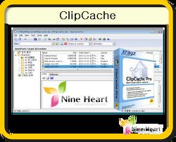 ClipCache Pro 3.6.1 + Portable - [갱신] 2018.10.20