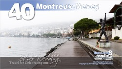 Montreux & Vevey, Switzerland 스위스 몽트뢰 & 브베