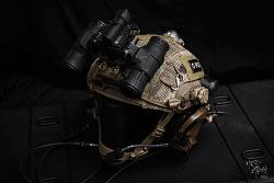 [Helmet] 2015~2016 75th RANGER Helmet setup.