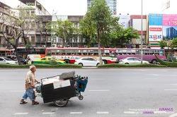 [2014] 태국, 갑자기 떠난 휴가 - 방콕을 걷다.