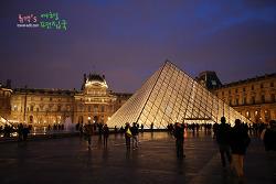 프랑스 파리 여행〃모나리자가 살아있는 세계 3대 미술관. 루브르 박물관