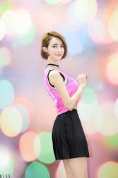 2017 P&I 사진영상기자재전 탐론의 박하 님 (2-PICS)