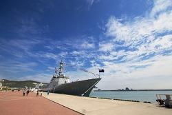 2013 마린위크 함정공개행사 DDG-993 서애유성룡함