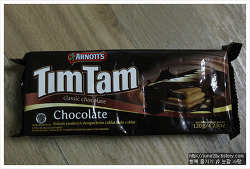 맛있는수입과자추천 :) 악마의 과자, 팀탐 초콜릿(인도네시아)
