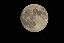 2015 추석 보름달~