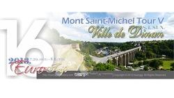 [D+5] Mont Saint-Michel Tour V - Ville de Dinan 디낭, 프랑스