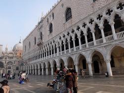 1502 서유럽 패키지 8일: 두깔레 궁전, 싼 마르꼬 광장, 싼 마르코 성당