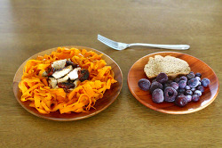 당근 볶음 (Carrot)