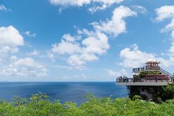 괌여행 - 사랑의 절벽(The Cliffs of Love)과 전설 그리고 인피니티(∞) 러브!!