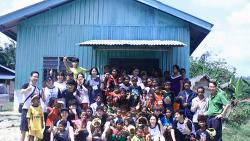 [2014 내리교회 말레이시아 단기선교] 2014년 단기선교 후기영상 (4부 예배)