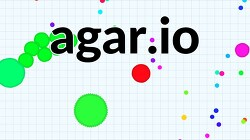 약육강식 세포증식게임 (agar.io) - 헝그리 블록과 같은 중독성 강한 플래시 게임