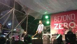 김일두 개똥벌레  2013. 9월 18일  zero festival