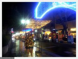 남포동 크리스마스 트리 축제