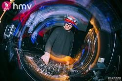 [990VOLT Project] 2016/12/02 Happy BirthNight party @club hmv