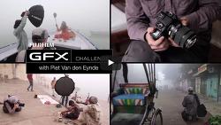 GFX challenges with Piet Van den Eynde / FUJIFILM