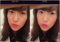 에스티로더 - Make up Over