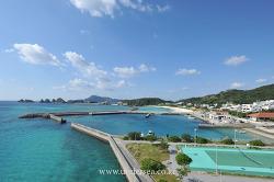 Around Akajima, Okinawa Japan