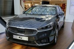 2016년 기아자동차 K7은 과연 준대형차 시장의 돌풍이 될 것인가?