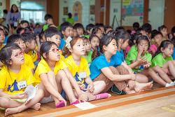 평강제일교회 유년부에서는 여름성경학교가 진행되었습니다.
