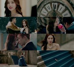 배우 김유미, 2PM 뮤직비디오 속 반전 '윰데렐라'로 변신