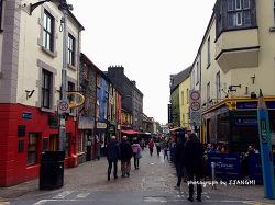 아일랜드 여행. 두번째 골웨이(Galway) 방문