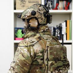 [Helmet] TMC Airframe 작업기.