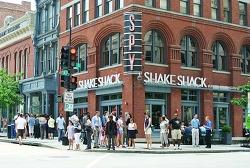워싱턴 디씨에서 쉑쉑버거(Shake shack burger)를 만나다
