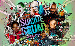 수어사이드 스쿼드(Suicide Squad, 2016) 리뷰. 기대에 부응하지 못한 것의 대표적 예시