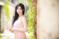 핑크핑크한 그녀 MODEL: 연다빈 (9-PICS)
