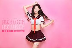 Pink Blossom # 레이싱모델 한지오 님 (3-PICS)