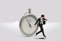 시간관리, 1분을 지배하면 1시간을 지배할 수 있다