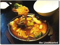 초량 락앤웍, 실내 분위기와 함께 중국요리의 품격이 느껴지다, 일본영사관 소녀상 근처