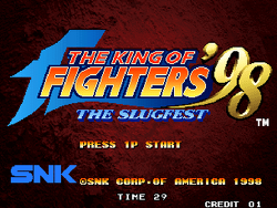 마메론43(Mamelon43) - 더 킹오브 파이터즈 98 (The King Of Fighters 98) / 킹오브98