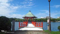 후쿠오카 도심 속 휴식처 ::오호리공원(大濠公園)