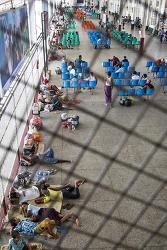 미얀마(양곤순환열차)