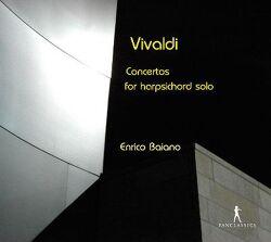 [리뷰] Vivaldi - Concertos for harpsichord solo (Ann Dawson's Book)