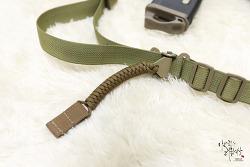 [기타 장비] VTAC padded 2 point sling custom
