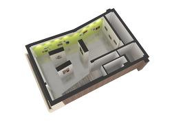 전시디자인 3D 샘플