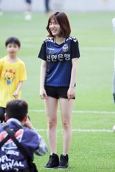 160522 인천축구전용경기장 슈팅라이크쯔엉 써니