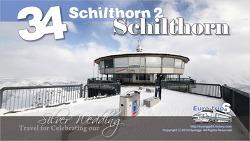 Schilthorn, Jungfrau, Switzerland 쉴트호른, 스위스 융프라우 지역