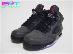 "Air Jordan 5 Retro QS ""Fear"" Pack - IST Review | 에어 조던 5 리트로 QS ""피어"" 팩 - 잇츠슈즈타임 리뷰"