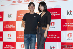 제5회 올레 국제스마트폰영화제 집행위원장 이준익 감독과 심사위원장 배우 배두나를 만나다!