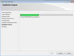 SQL2012  SSMS 설치 Error (install_dotnet_core  멈춤 현상) 해결방법