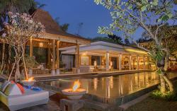 [발리] 빌라셀리(Villa Sally) 4BedRoom Pool Villa