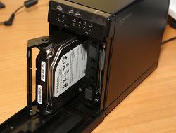 새로텍 PRORAID-20US6G RAID 2베이 저장장치